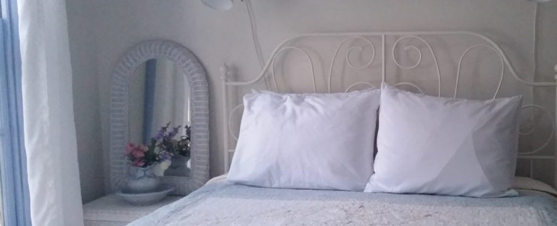 Brick Room - Bed