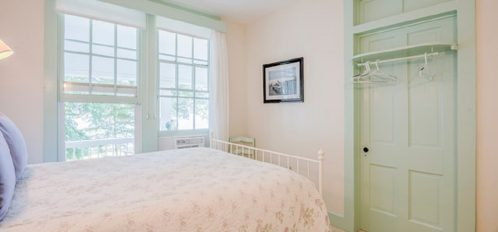 Daydream Room | Bed - Door -Window