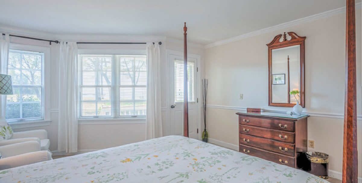 Kemp House | Unit 412 | View from Bed
