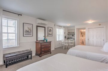 Kemp House | Unit 413 | View from beds