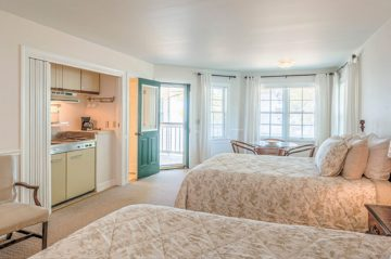 Kemp House | Unit 416 | View from far bed
