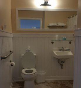 Room 411 - Bath