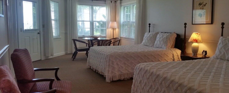 Room 416 - Beds